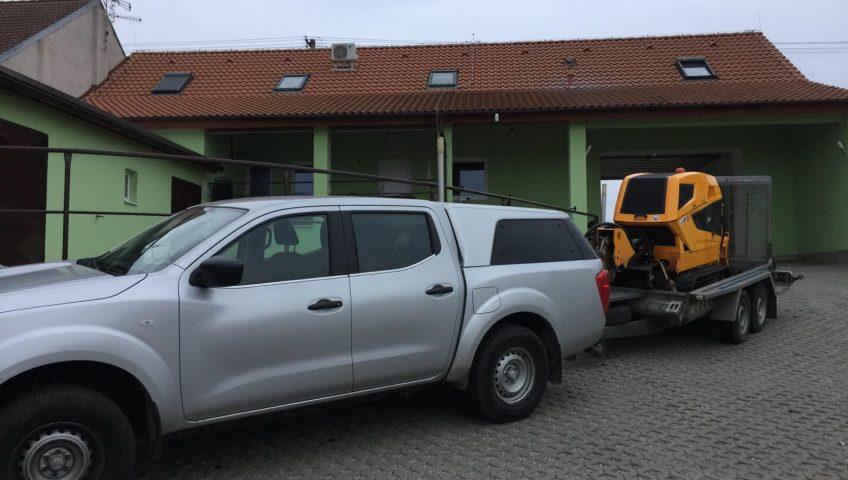 Rozšíření vozového parku